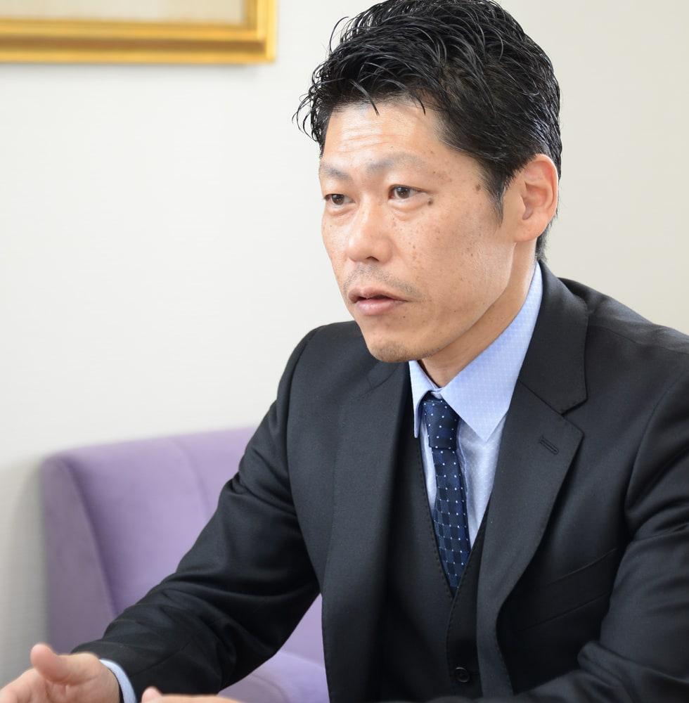 代表取締役 宮脇清彦